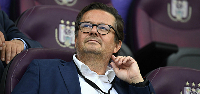 Foto: 'Anderlecht-bestuur schiet in actie en legt twee nieuwe contracten klaar'