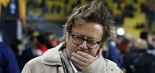 Foto: Coucke reageert streng na nieuwe blamage Anderlecht