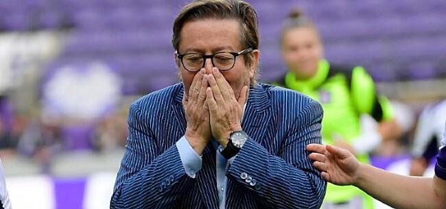 Foto: 'Derde club tekent verzet aan tegen licentie Anderlecht'