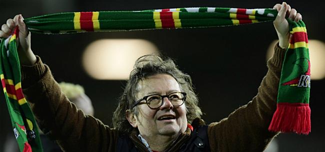 Foto: Geeft Coucke hier al hint over zijn plannen met KV Oostende?