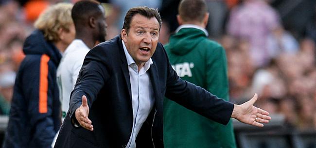 Foto: Wilmots over Belgische verdediger: