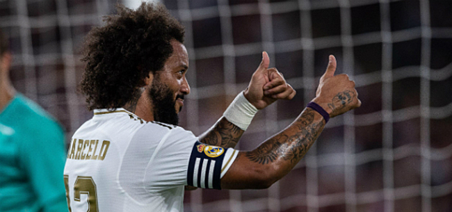 Foto: 'Real Madrid vindt opvolger Marcelo in Liverpool'