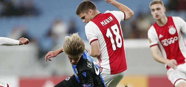 Foto: 'Club Brugge houdt Marin in de gaten, andere aanwinst prioriteit'