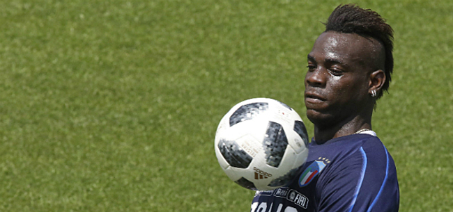 Foto: 'Balotelli wil carrière opnieuw lanceren met verrassende transfer'