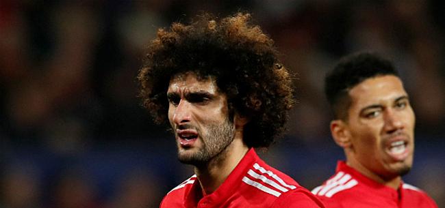 Foto: 'Spaanse topper toont interesse in Fellaini'
