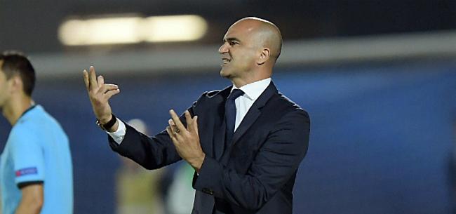 Foto: Martinez duidt schuldige aan voor debacle in San Marino