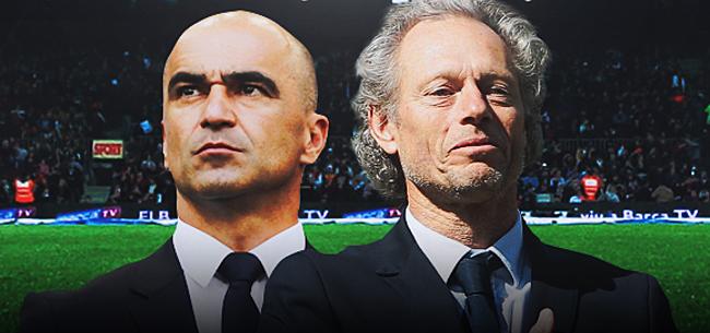 Foto: Bestemming bondscoach: waarom Preud'homme ideale opvolger Martinez is