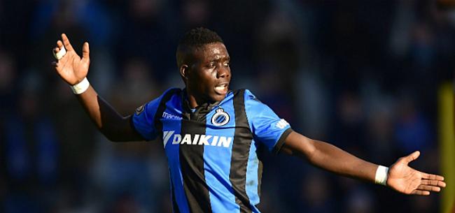 Foto: 'Club Brugge onderneemt actie in dossier-Nakamba'