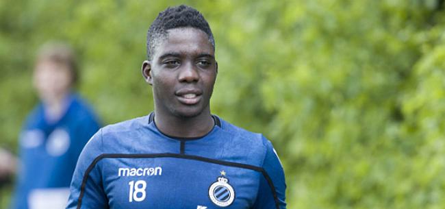Foto: 'Nakamba voert druk op Club Brugge stevig op'