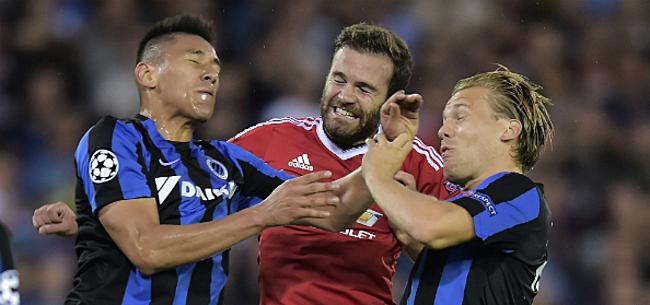 Foto: Juan Mata geeft zijn mening over Club Brugge