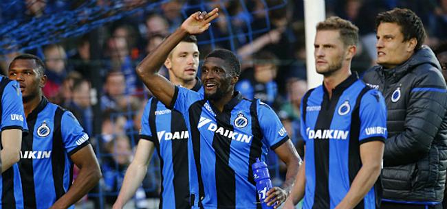 Foto: Revelatie Club Brugge spreekt zich uit over mogelijk vertrek