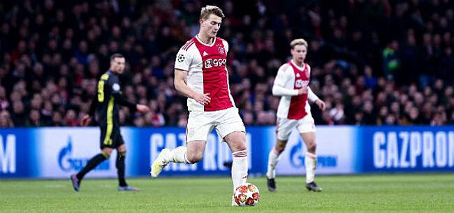 Foto: Ajax-hooligans maken het te bont: