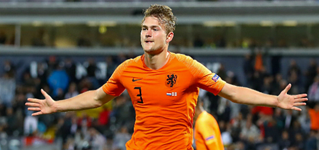 Foto: 'Ajax vindt akkoord over monstertransfer De Ligt'