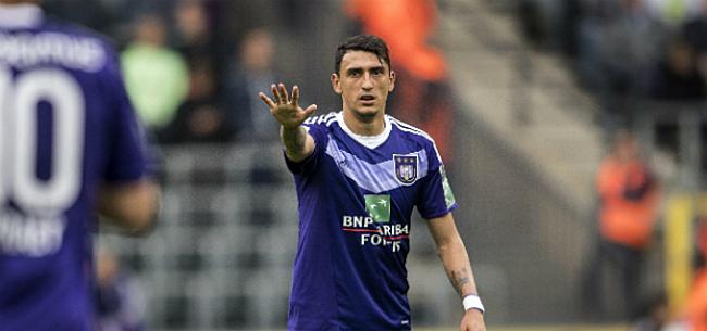 Foto: Anderlecht krijgt gelijk: Suarez moet zwààr dokken