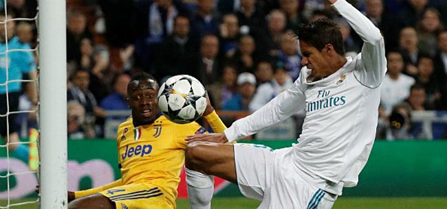Foto: 'Juventus en Blaise Matuidi clashen over transfer'