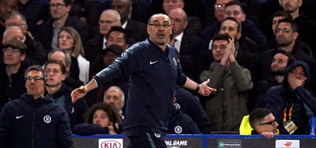 Foto: Sarri geeft hint over Juventus: