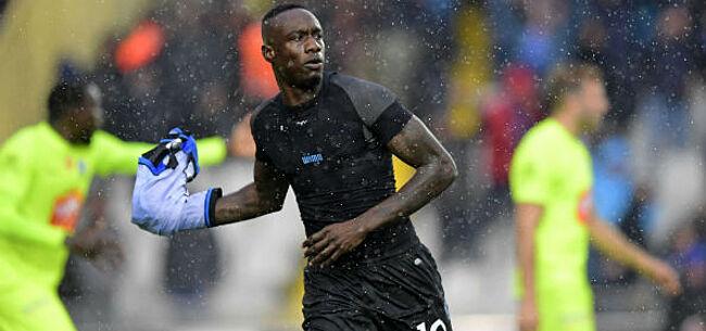 Foto: Diagne rekent af met Clement: