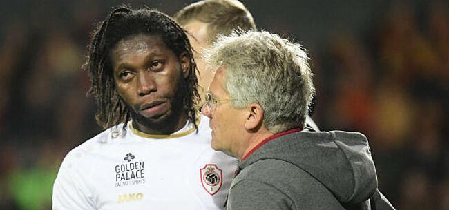 Foto: Kindertuin Antwerp FC: slachtoffer van groots transferoffensief