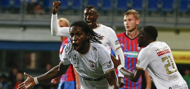 Foto: 'Anderlecht liet Mbokani om vreemde reden links liggen'