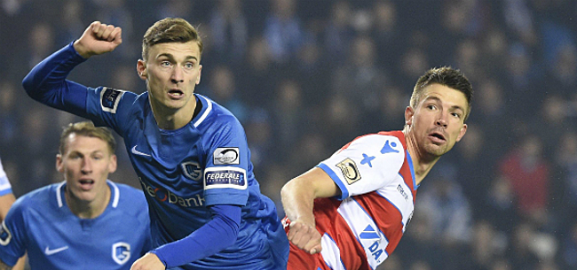 Foto: 'Club Brugge en KRC Genk strijden om 'nieuwe Aubameyang''
