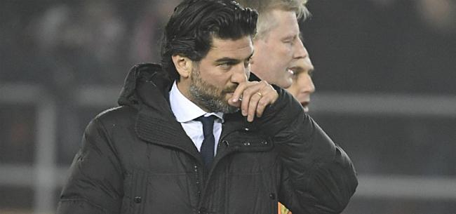 Foto: 'Charleroi zoekt opvolger Mazzu en denkt aan ex-speler van AC Milan'