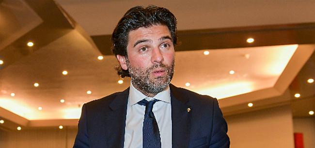 Foto: Bayat spreekt duidelijke taal over Mazzu en over Elsner als opvolger