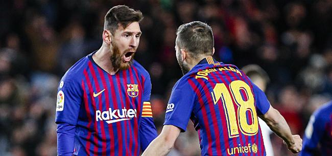 Foto: 'FC Barcelona mag Nike zeer dankbaar zijn voor topaanwinst'