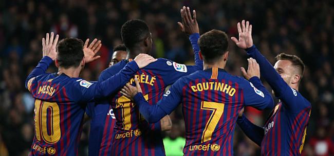 Foto: 'FC Barcelona legt 80 miljoen op tafel en heeft tweede aanwinst bijna beet'