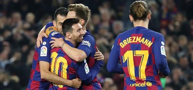 Foto: 'FC Barcelona hoopt op ruildeal met Man City: drie spelers betrokken'