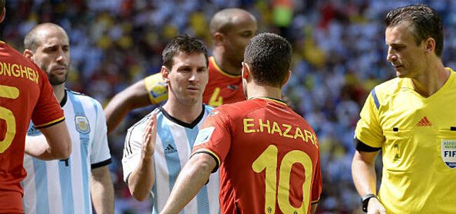 Foto: Statistieken bewijzen: Eden Hazard komt het dichtst bij Lionel Messi