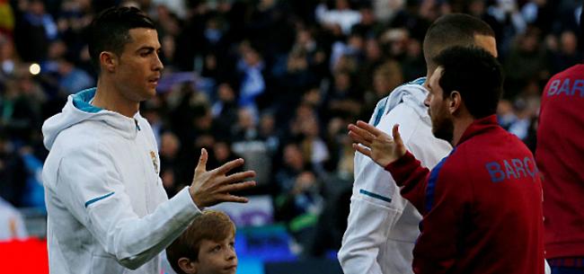 Foto: El Clasico: Geen erehaag voor Barça, Real toch op volle kracht