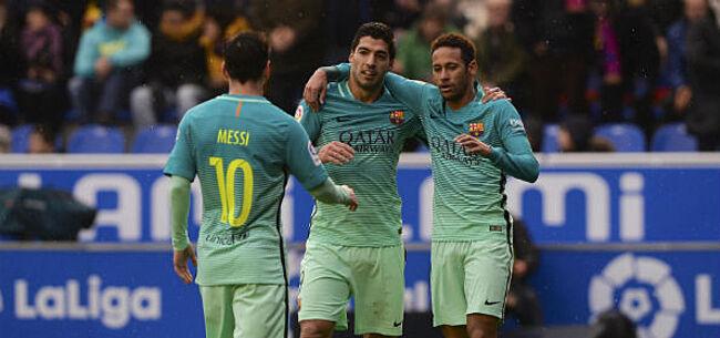Foto: Barça-blad: 'Spelers wouden zelf bijleggen voor transfer Neymar'