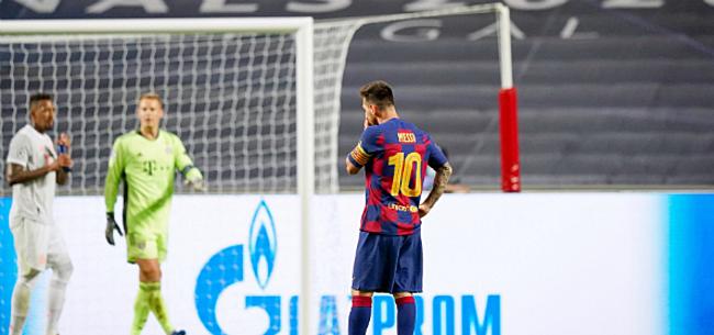 Foto: De historische cijfers: Messi lijdt zwaarste nederlaag ooit