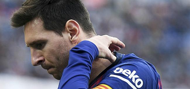Foto: Suarez doet Messi-onthulling: