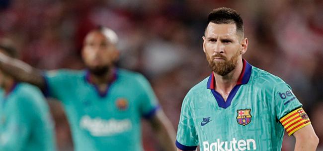 Foto: Barça kan in volle crisis weer op belangrijke pion rekenen