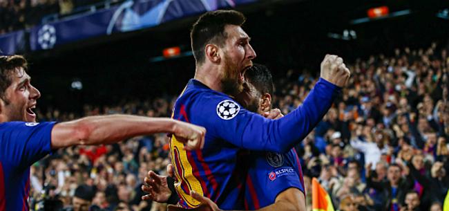 Foto: Barça-preses na uitlatingen Messi: