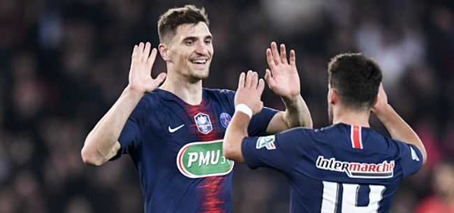 Foto: Meunier speelt open kaart over transfer: