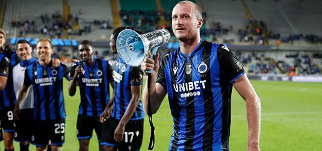 Foto: 'Krmencik bevestigt optie op vertrek bij Club Brugge'