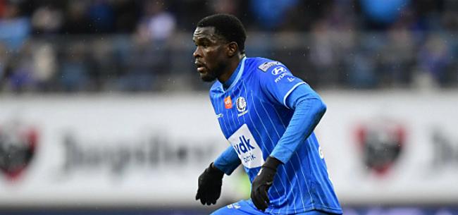 Foto: Ngadeu op zijn hoede voor één Anderlecht-speler