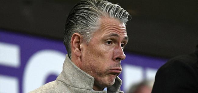 Foto: Anderlecht houdt Verschueren aan het lijntje: