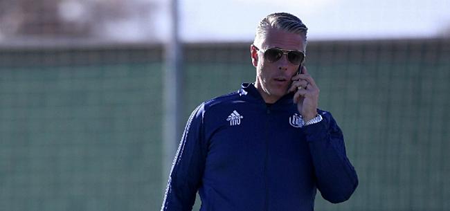 Foto: Officieel: Anderlecht legt twee nieuwe groeibriljantjes vast