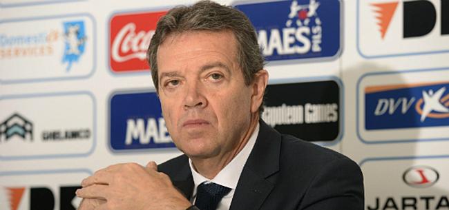 Foto: Louwagie duidelijk over overstap naar Anderlecht of Club