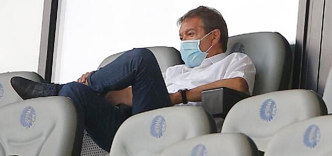Foto: 'AA Gent mag transfer nu alweer vergeten'