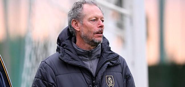 Foto: 'Preud'homme niet langer coach, verlaat hij Standard definitief?'
