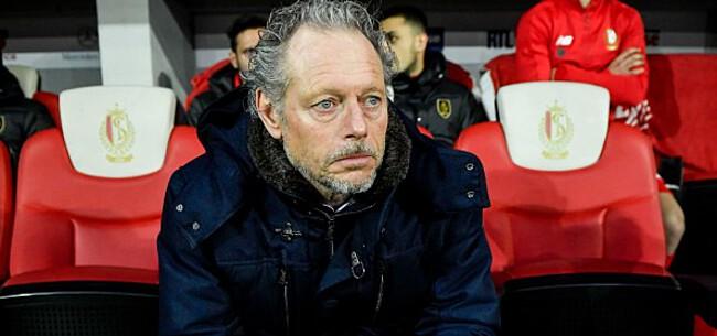 Foto: Preud'homme gaat halftijds aan de slag bij Standard
