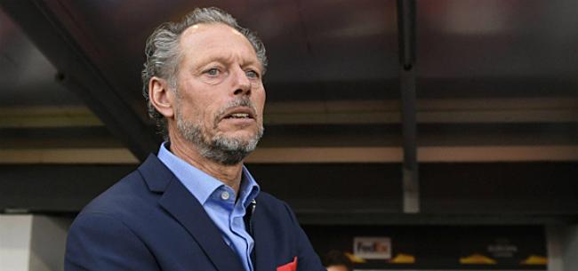 Foto: Preud'homme bijzonder lovend voor AA Gent
