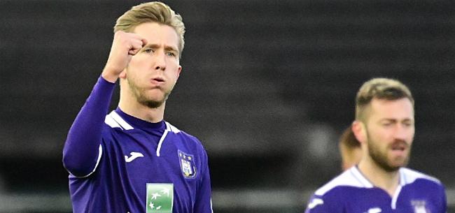 Foto: Vlap duidt 'beste speler' van Anderlecht aan