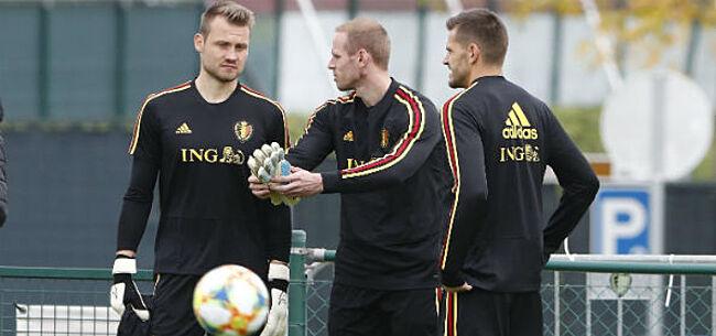 Foto: Van Crombrugge & Sels krijgen slecht nieuws uit Duitsland met oog op EK