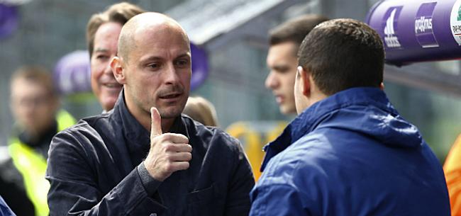 Foto: Jovanovic onder de indruk van één speler bij Anderlecht