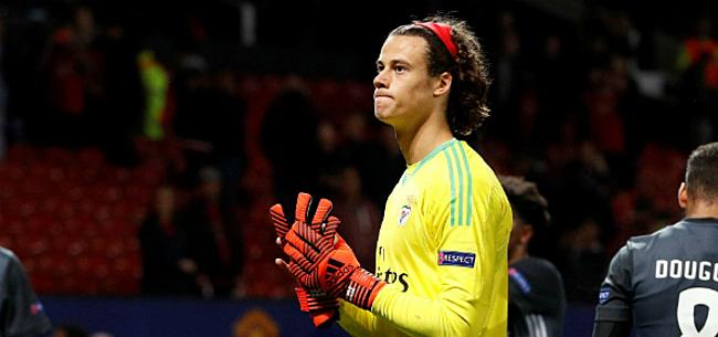 Foto: Svilar kan Benfica verlaten voor Spaanse club
